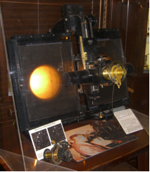 Blink comparator, Lowell Observatory. Image taken by Pretzelpaws.