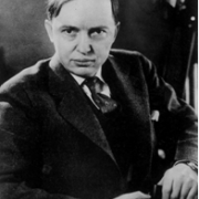 Portrait of Harlow Shapley. Image courtesy of Harvard College Observatory.