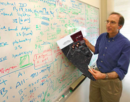 Image of Saul Perlmutter. Courtesy of Lawrence Berkeley National Laboratory.