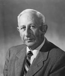 Walter Baade. Image courtesy of the Observatories of the Carnegie Institution for Science.